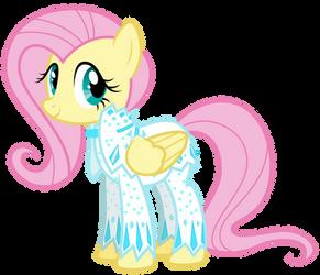 Fluttershy in a Gem Suit by Ready2Fail