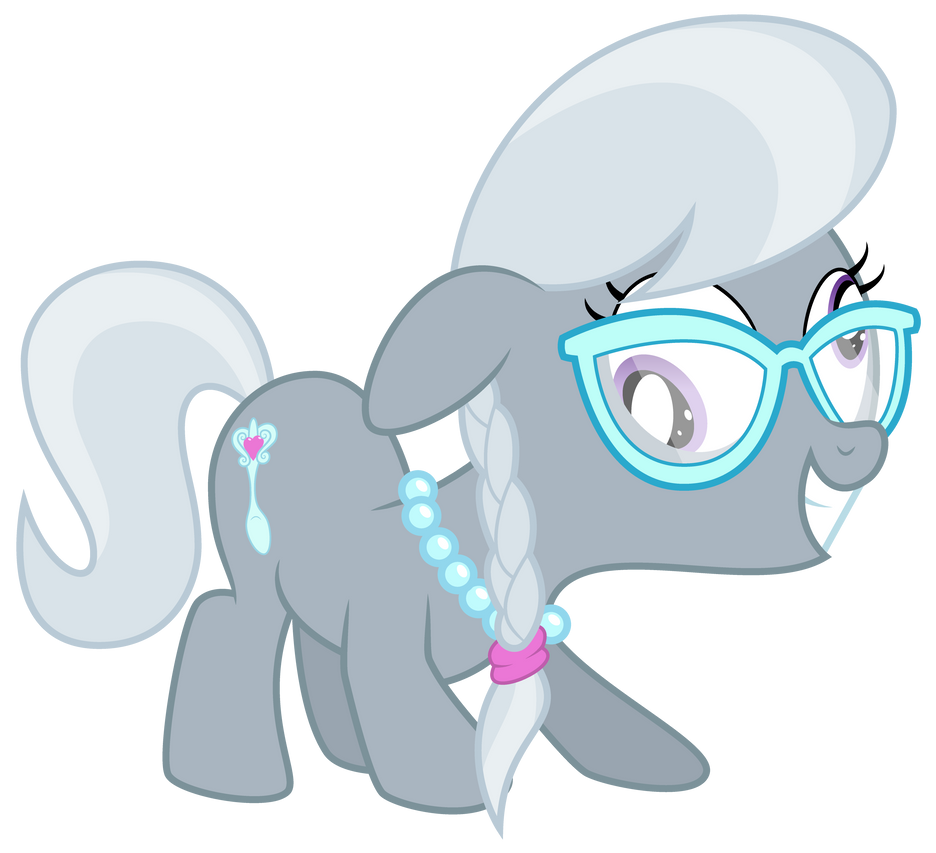 Vector - Silver Spoon (derp) by Ready2Fail