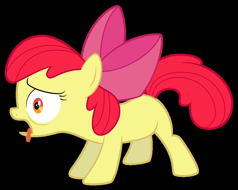 Vector - Apple Bloom (bleh) by Ready2Fail