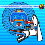 The priest of Tlaloc