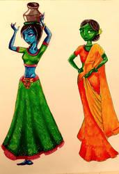 Pruebas de forma y color by loto7714