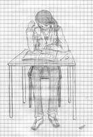 English is Tough by KAIZA-C