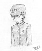Detective Alex by KAIZA-C