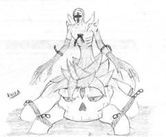 Destructive Unconscious by KAIZA-C