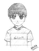CyberSoul - Young Leo (Old Concept) by KAIZA-C