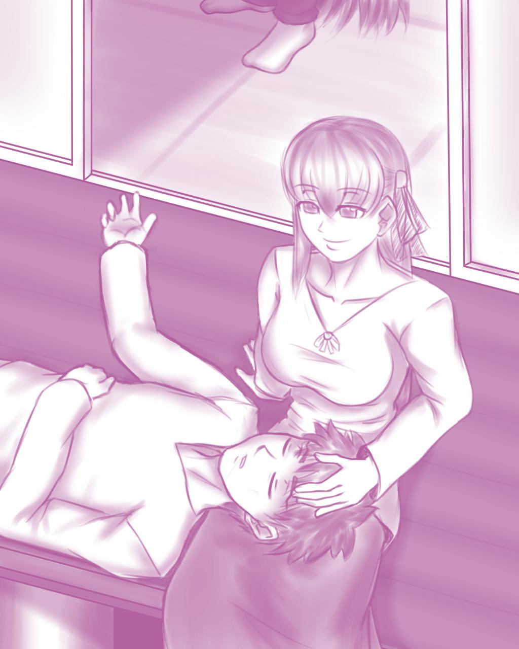 FSN - Purple by KAIZA-C