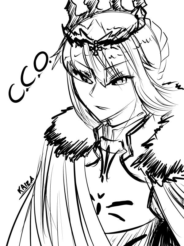 Ccosketch by KAIZA-C