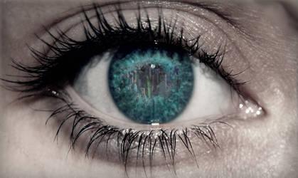 Eyeball by Riddic12