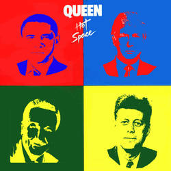 album cover with political figures by Riddic12