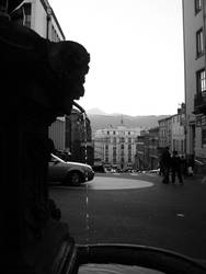Fountain in Clermont-Ferrand by liline
