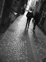 Old street by liline