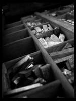 Old typographical tools -2-