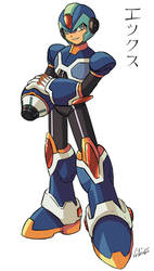 X from MM: Command Mission