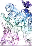 RMZ characters