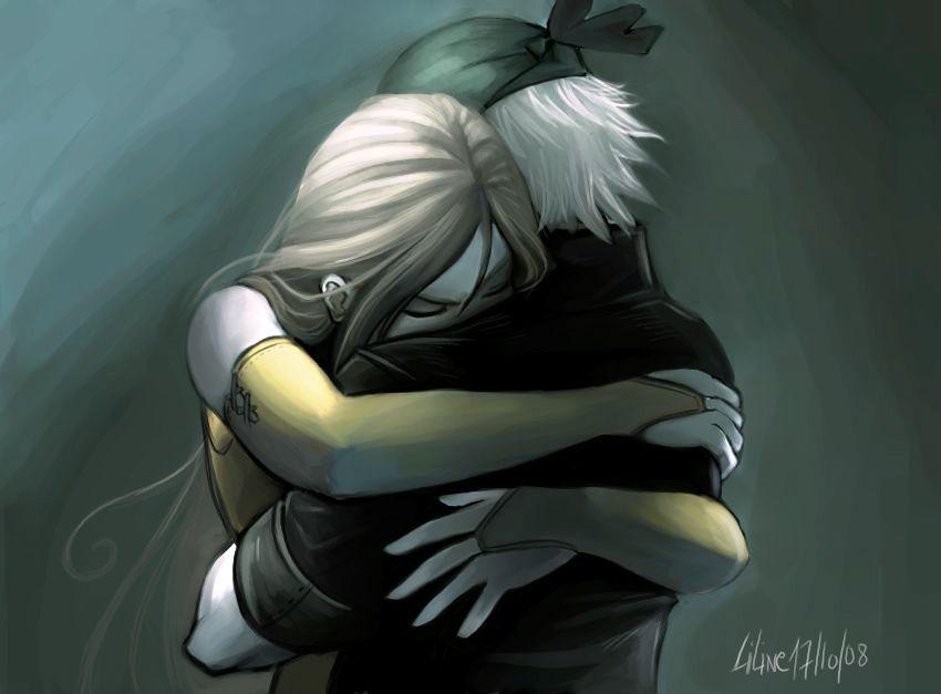 Celes and Locke v2 by liline