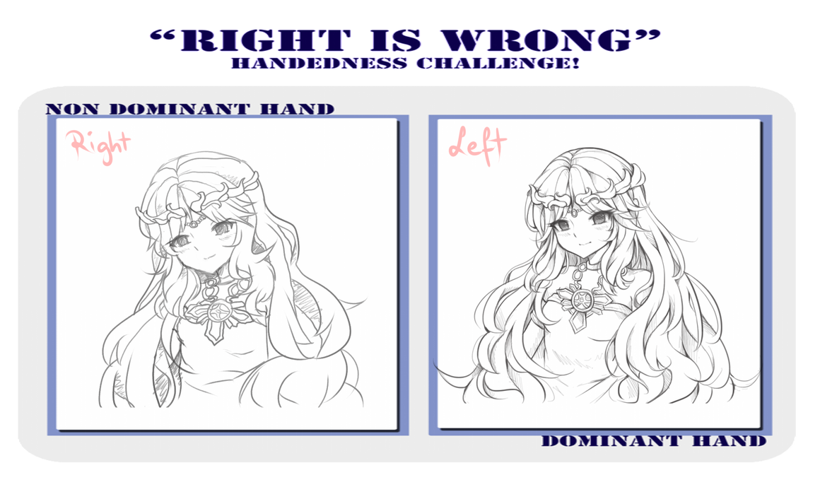 Right/Left Palutena meme by Midna01