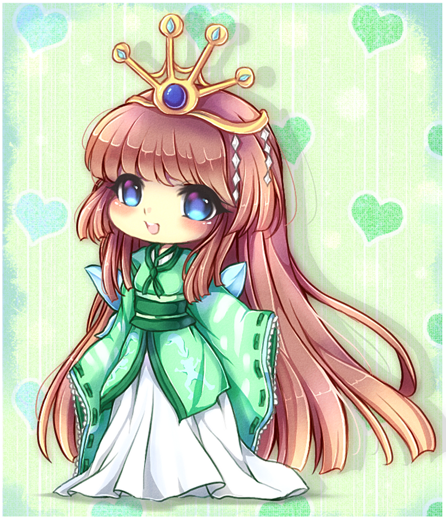 (G) Princess Marika by Midna01