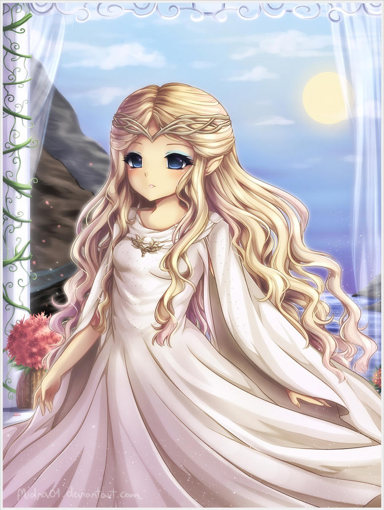 ~ Galadriel ~ by Midna01