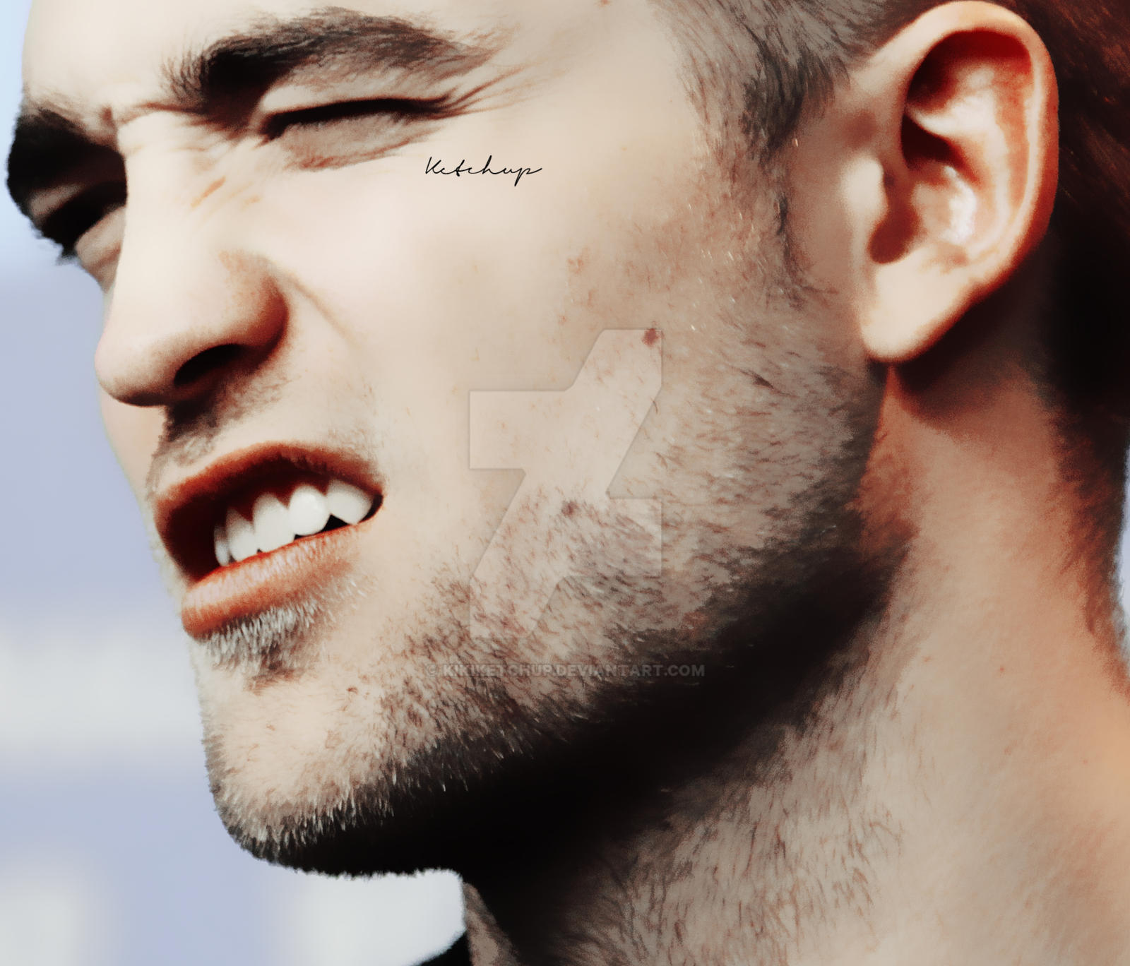 Robert Thomas Pattinson- by KikiKetchup