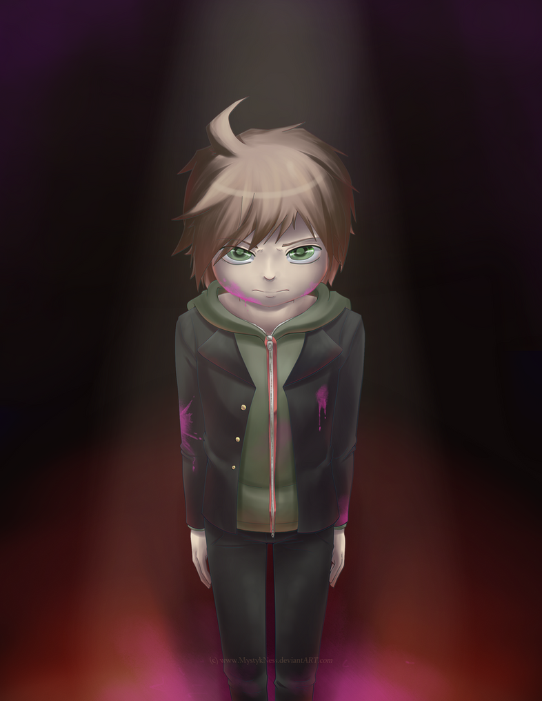 DanganRonpa: Never Say Never by MystykNess