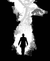 Indiana Jones by batfish73