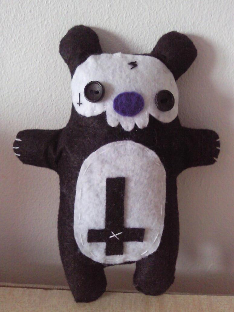 Dead Bear by oPyknic