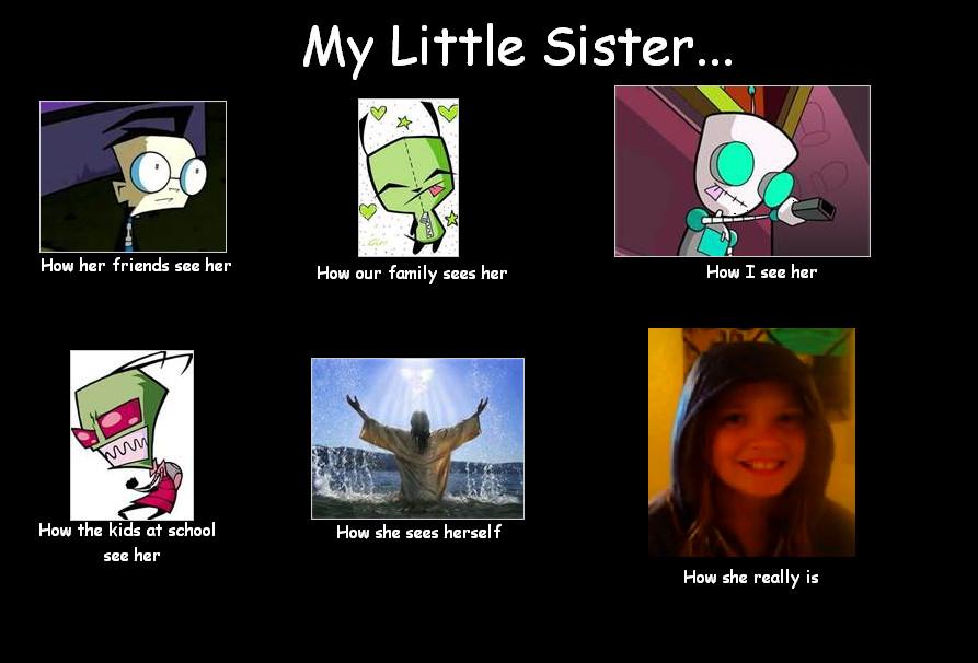 Funny Memes For Little Sisters : Big brother little sister memes imgkid the