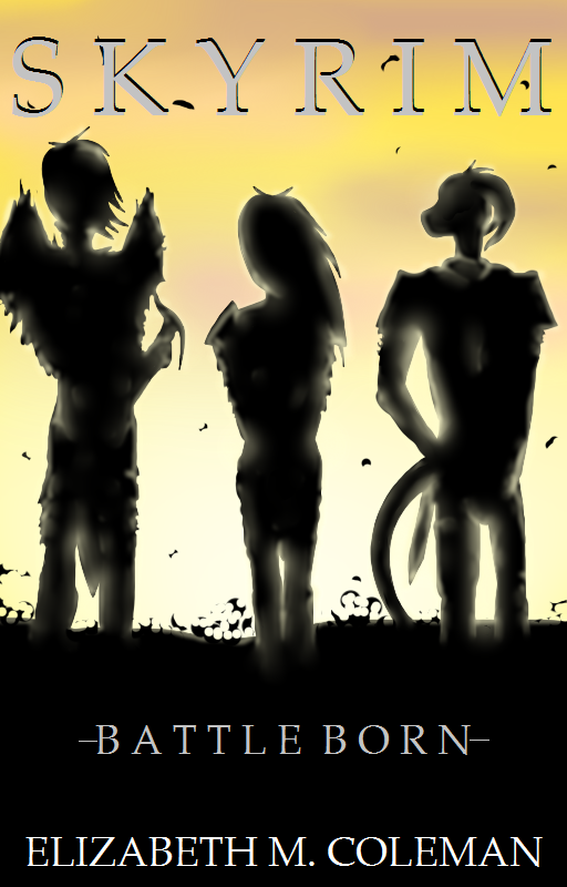 Skyrim: Battle Born - Cover by 3933911