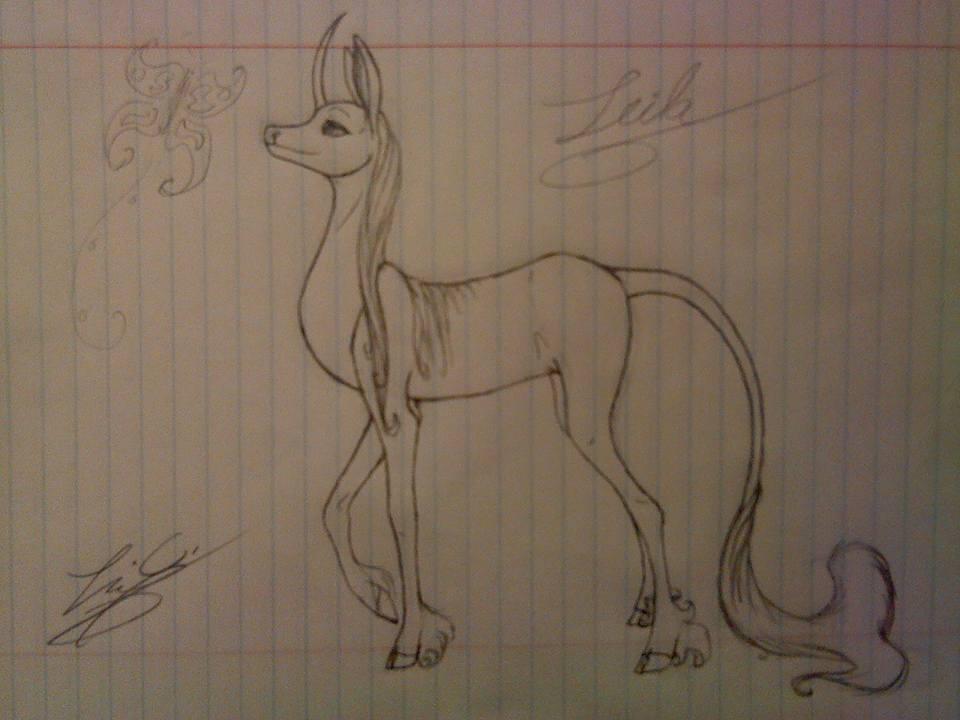 Leila - Sketch by 3933911