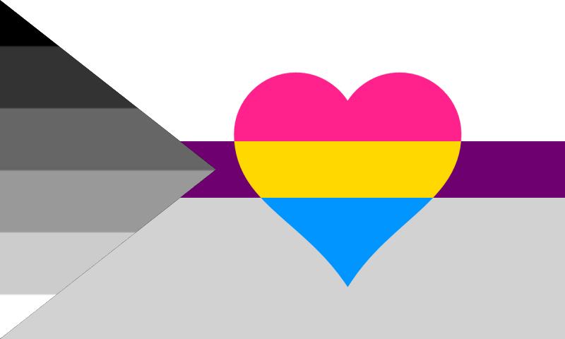 Heterosexuals flag