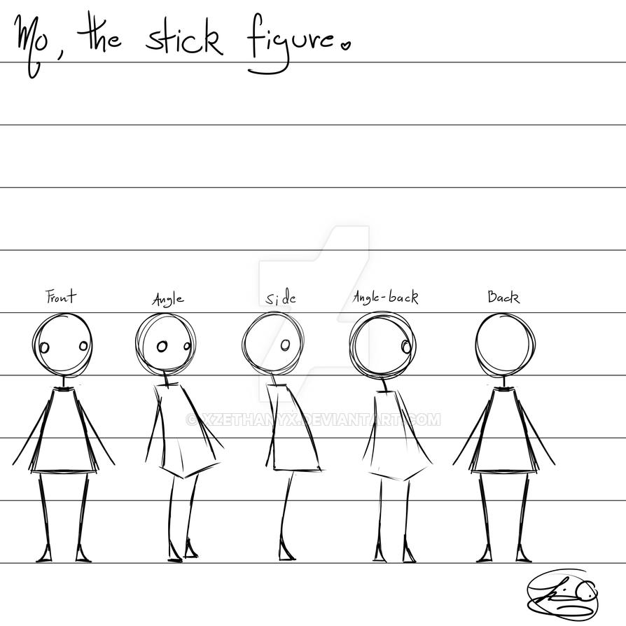 Mo Turnaround Sheet - Animation Homework by xZethanyx