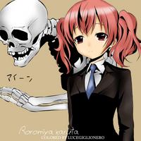 Roromiya Karuta by LuceGiglioNero
