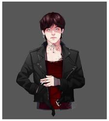 Bad Boy Tae by shaerahaek