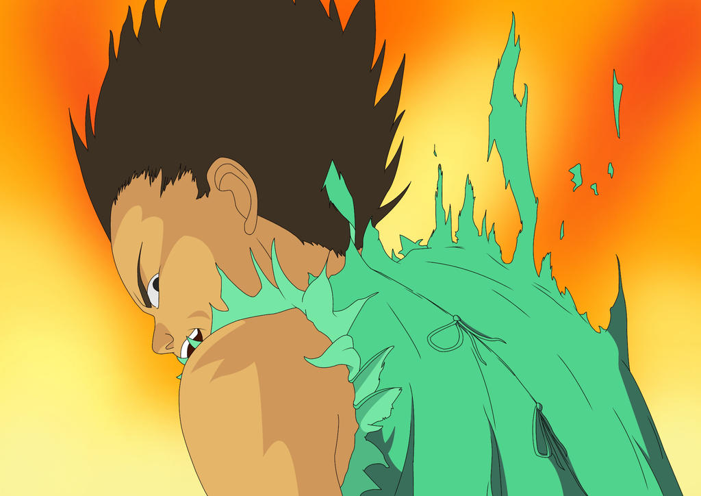 Tetsuo in Flames
