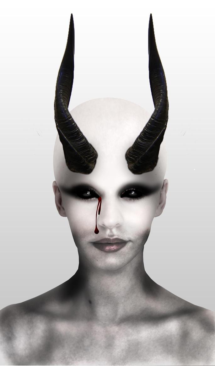 Demon by Naomiyvette