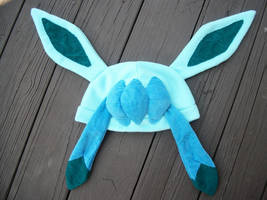 Glaceon Hat by Jacqueline-Victoria
