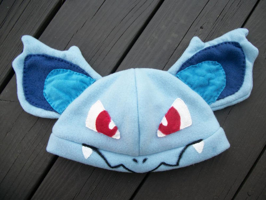 Nidorina Hat by Jacqueline-Victoria