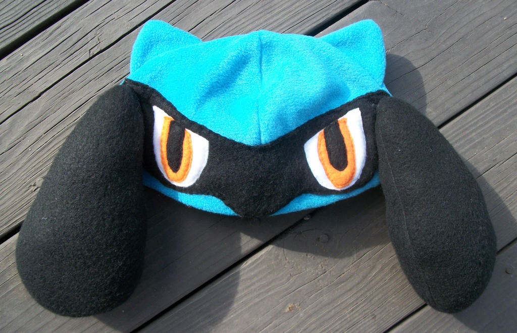 Riolu Hat by Jacqueline-Victoria
