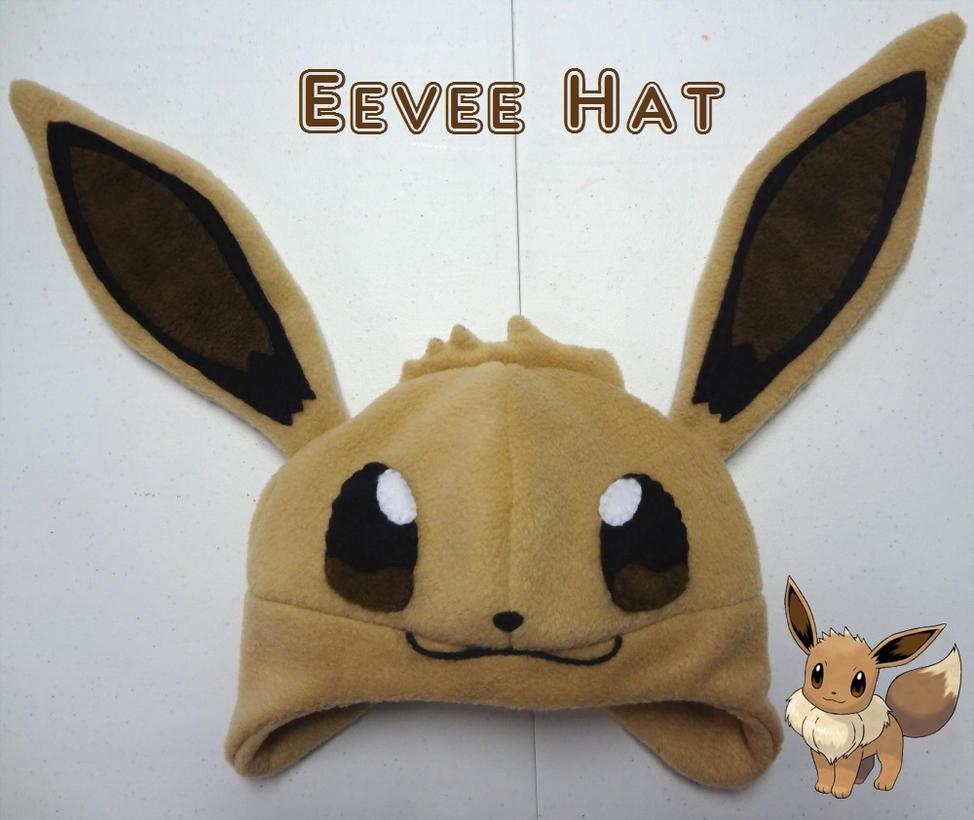Eevee Hat by Jacqueline-Victoria