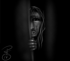 Face Of Fear 800 by KudlatyPeter