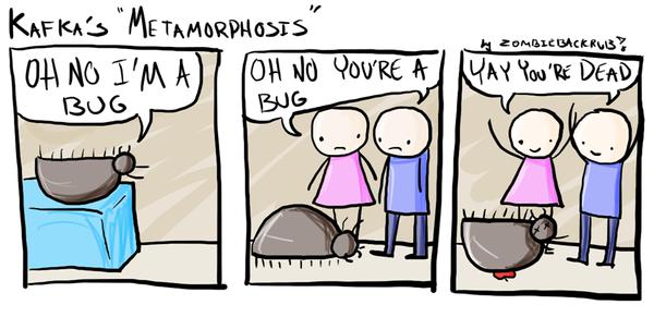 Symbolism in the Metamorphosis