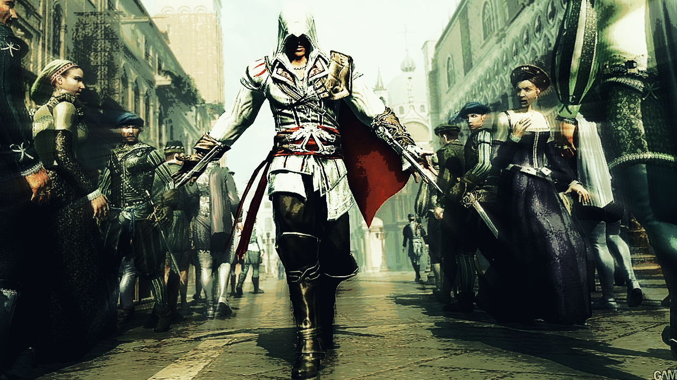 ezio assassins creed ii - photo #26