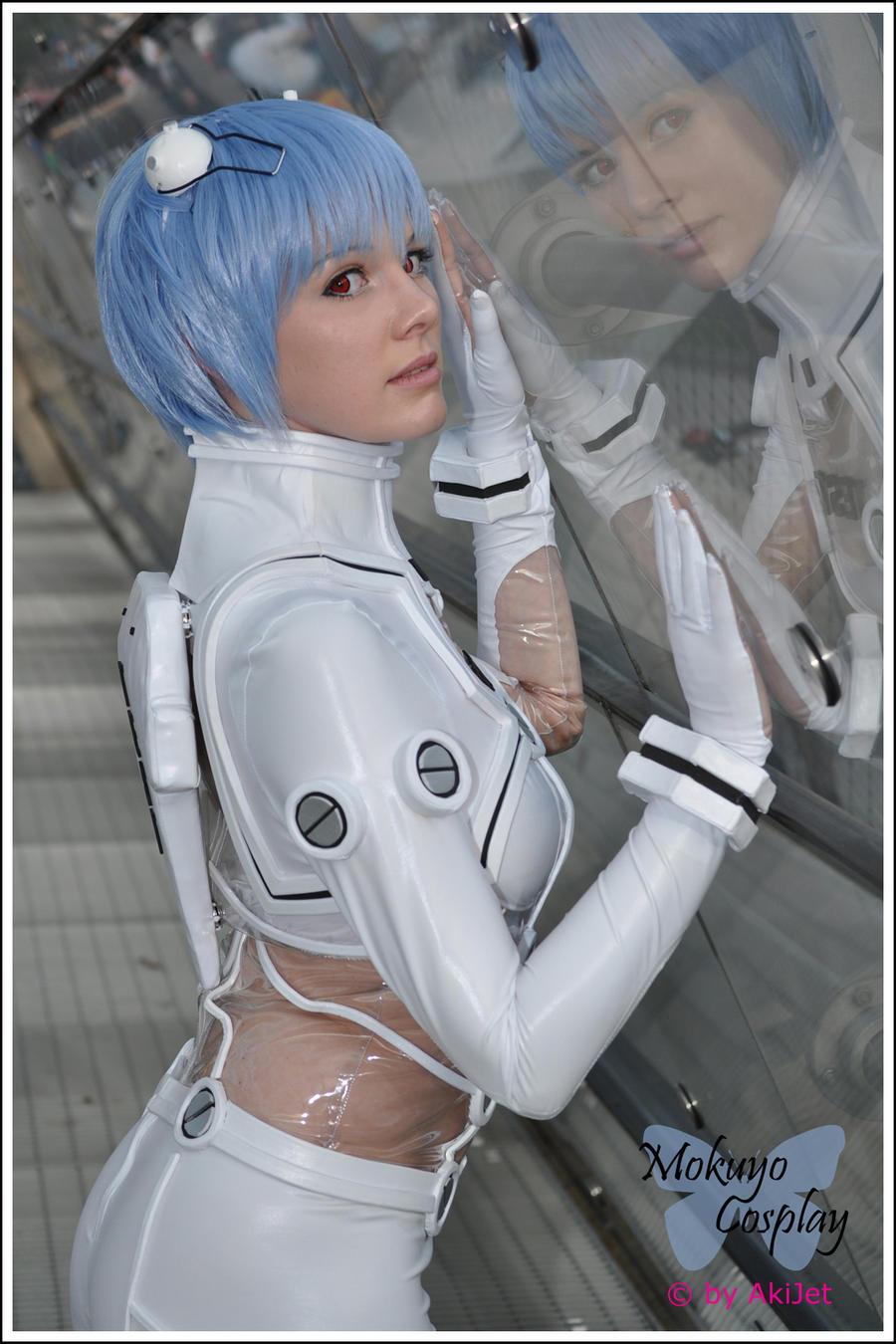 NGE: Spiegelbild by Mokuyo