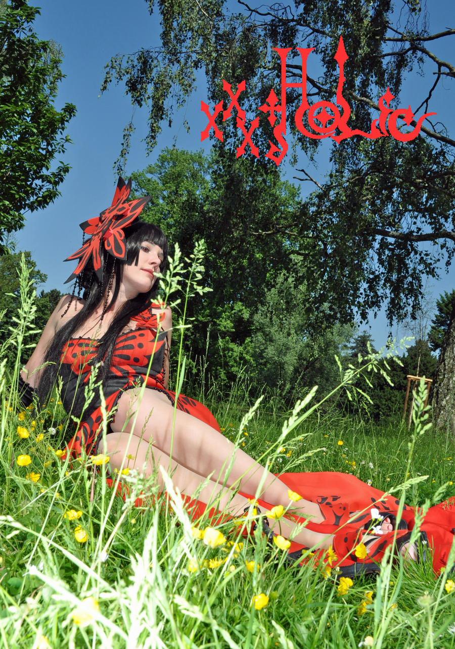 xxxHOLiC: Summerdream by Mokuyo