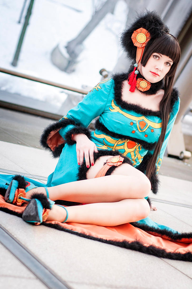 xxxHOLiC: pleast, take your seat .... by Mokuyo
