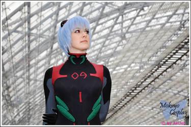 NGE: Rei Ayanami - Plugsuit 3.0 Q - I