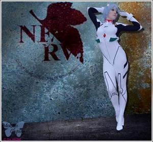 NGE: Rei Ayanami - classic Plugsuit - II