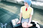 NGE: Rei Ayanami - alternative School Uniform I