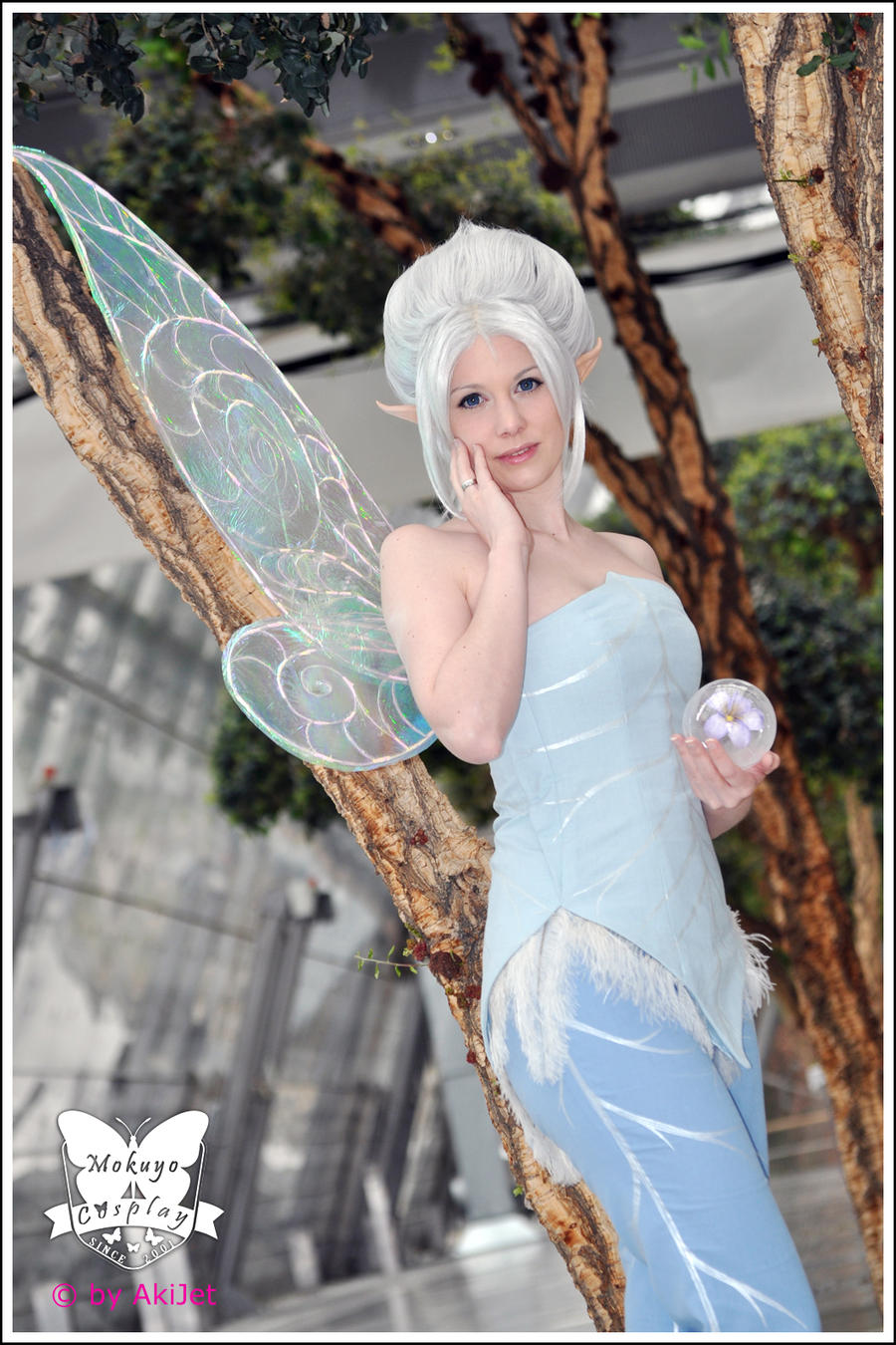 Disney Fairies: Periwinkle I by Mokuyo on DeviantArt