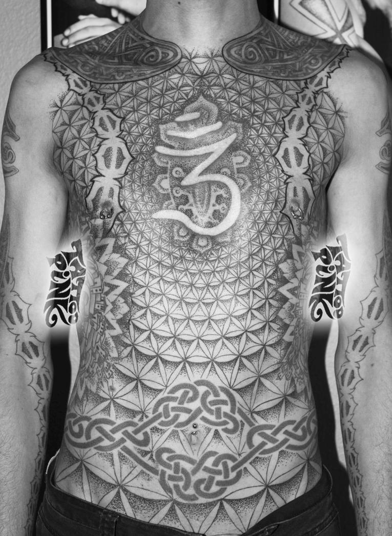 Fief's front piece by tattoopink